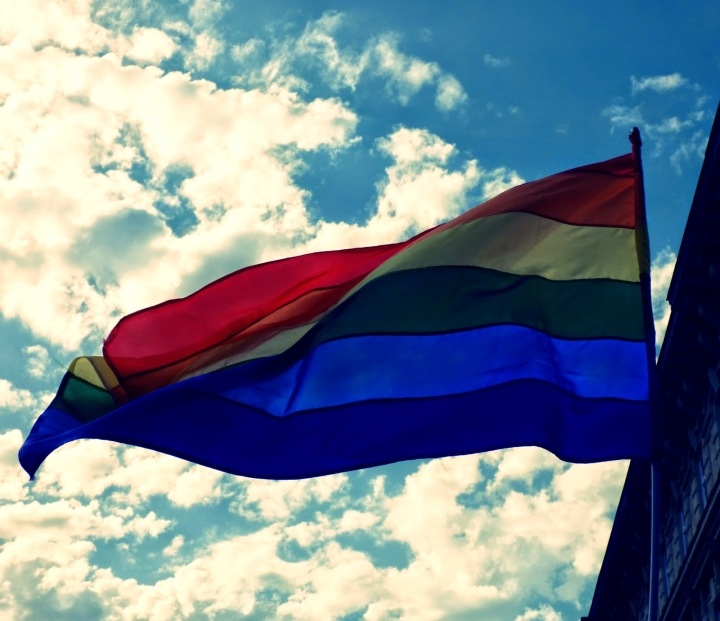 In love with…Budapest Pride