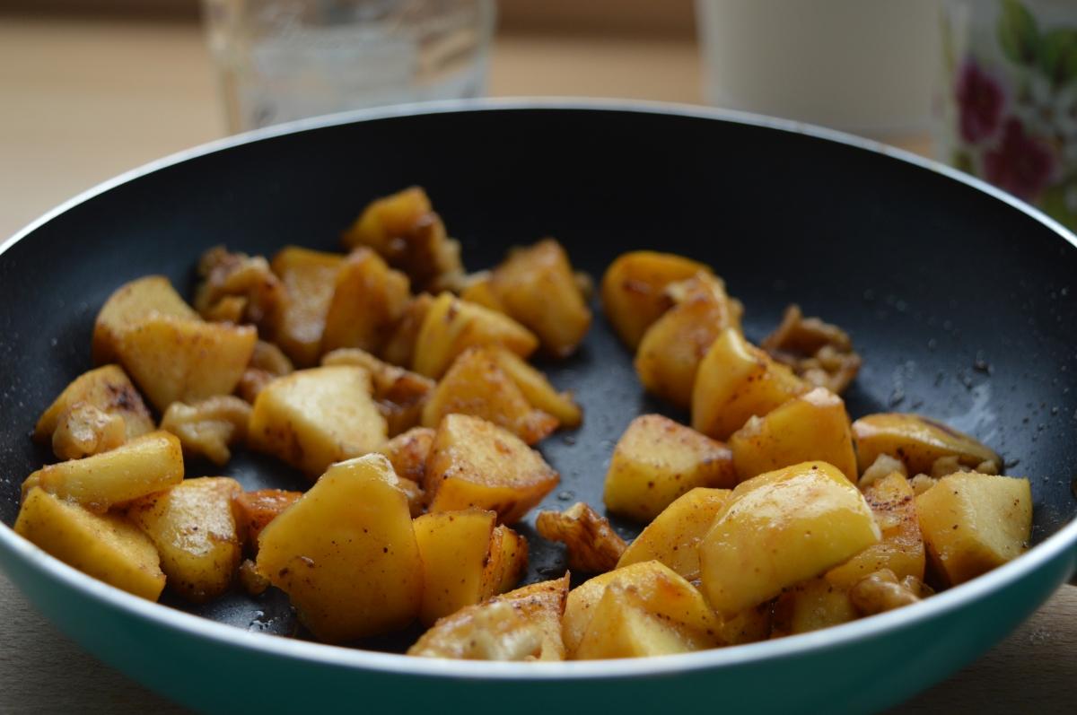 In love with…baked cinnamon-honeyapple