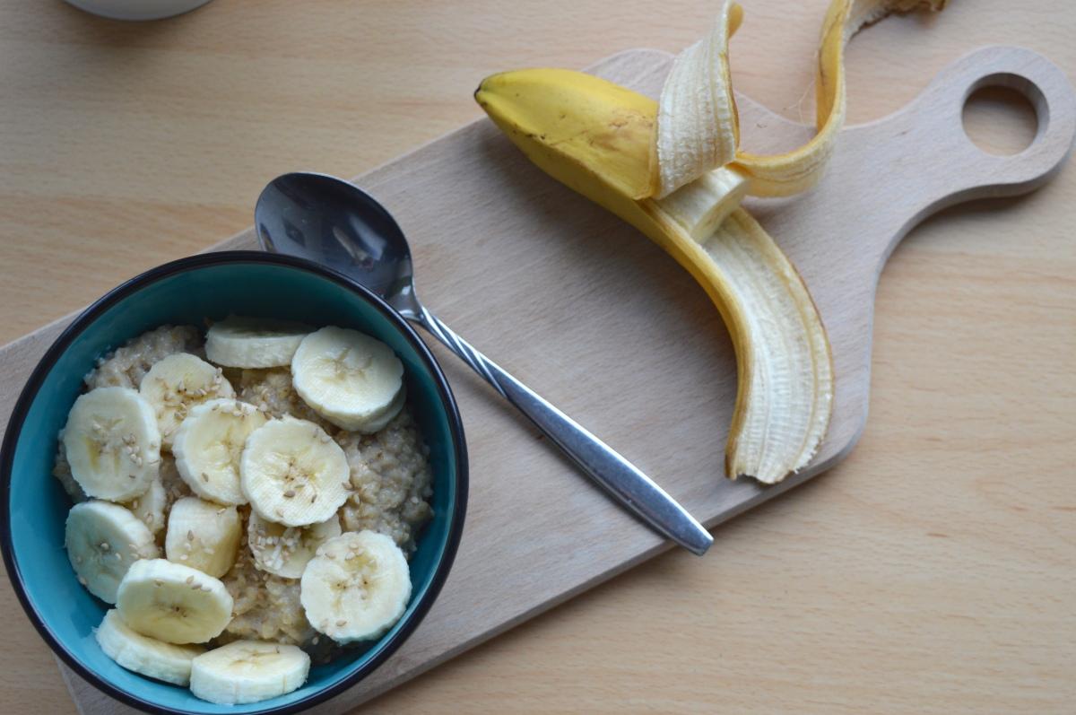 In love with…vanilla porridge