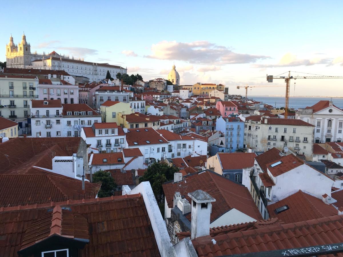 A Postcard fromLisbon