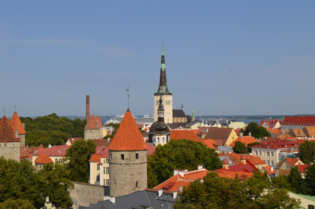 In love with…Tallinn, Estonia