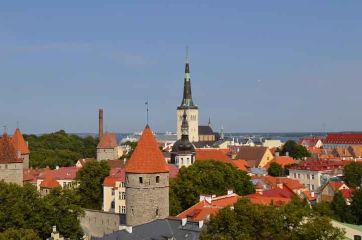 In love with…Tallinn, Estonia