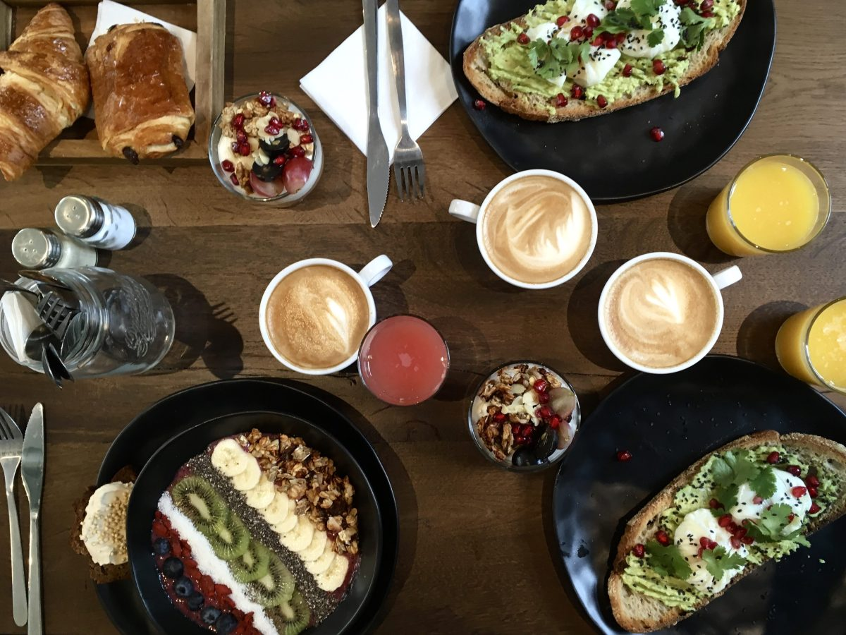In love with…Brussels Brunch locations