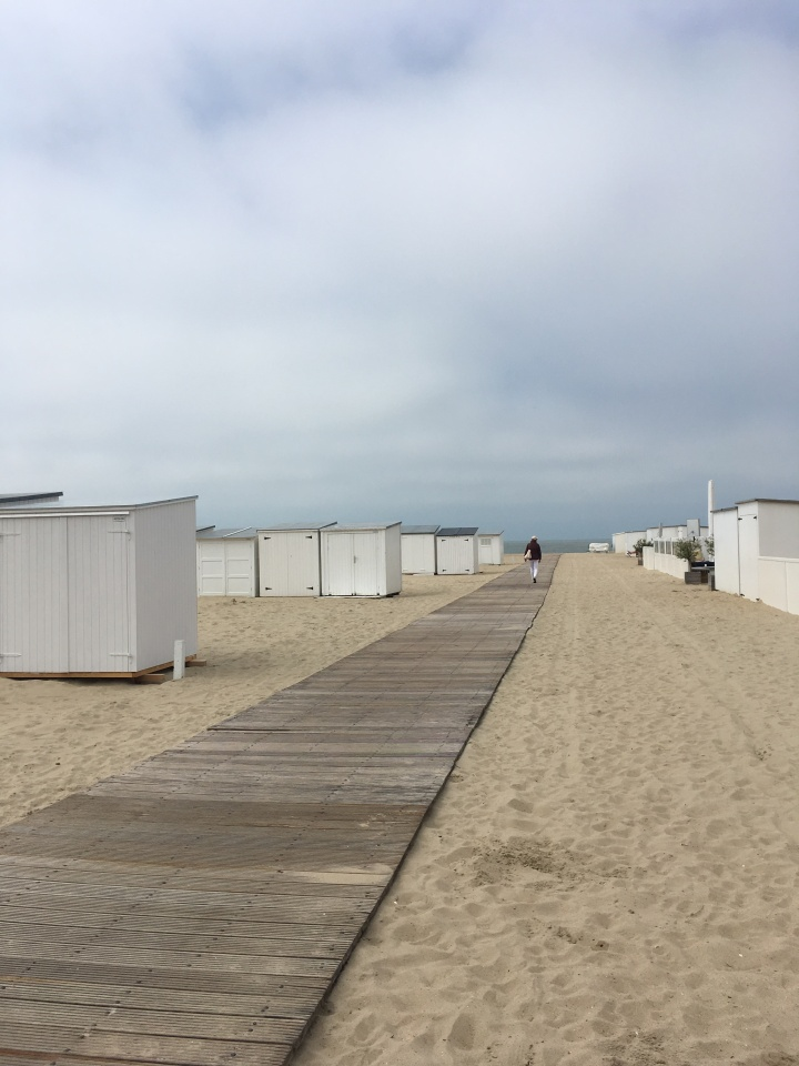 In love with…Knokke-d out at sea