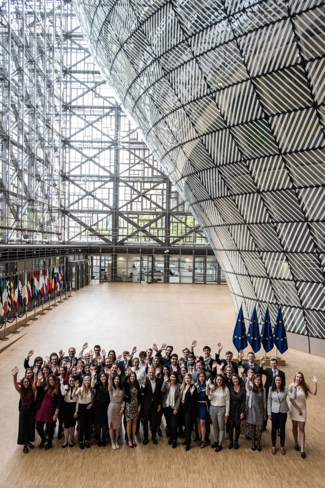 In love with…the Council of the European Union, a trainee's story