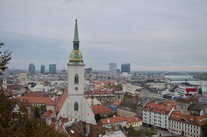 In love with…Bratislava