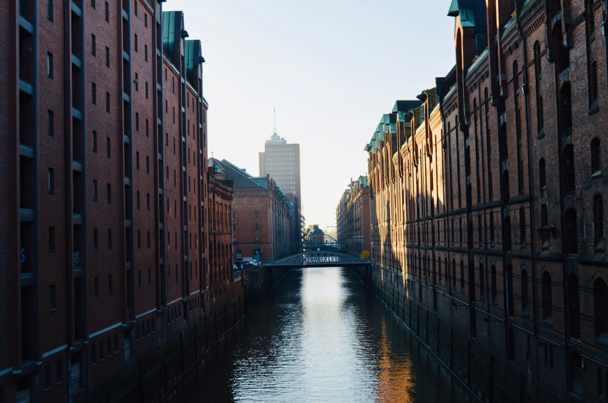 48 hours in Hamburg