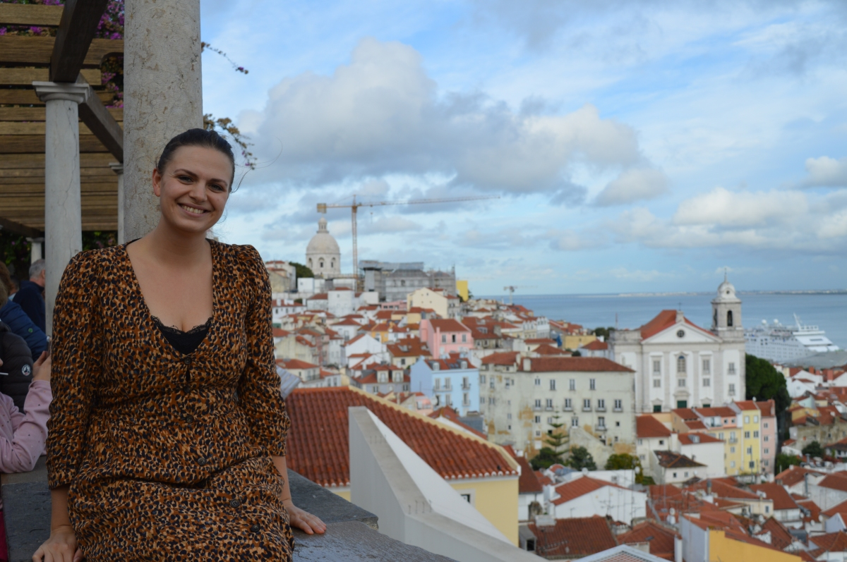 In love with…me, myself and Portugal